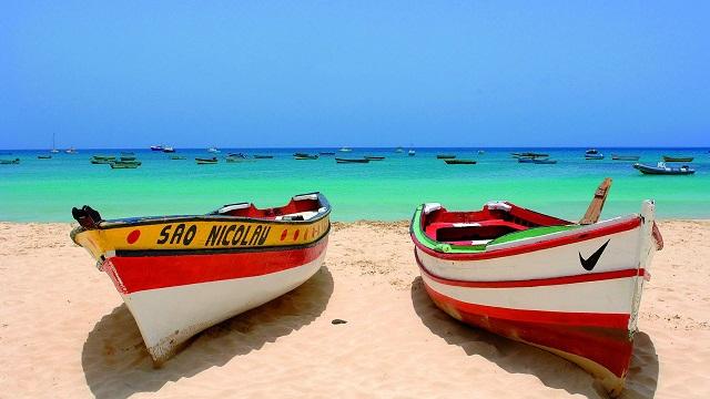 Остров Сал, Кабо Верде - райският остров на Африка - директен полет от София