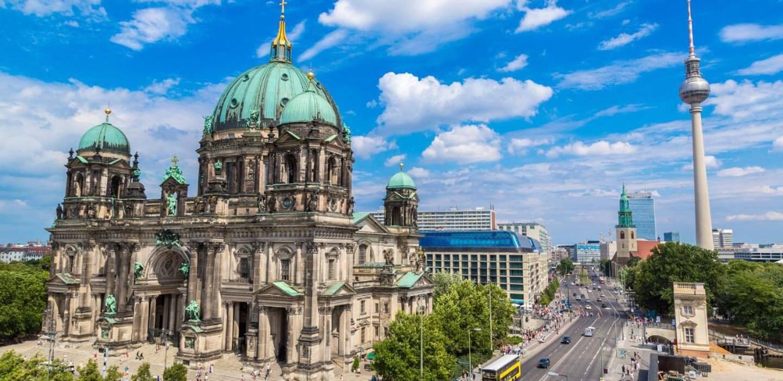 БЕРЛИН – ХАМБУРГ – КЬОЛН – БАМБЕРГ – НЮРНБЕРГ – ГРАЦ