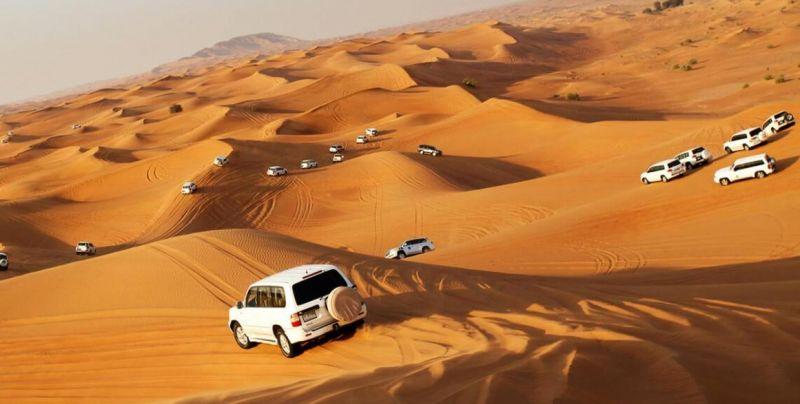 Великден в Дубай с чартър от Варна с 4 включени екскурзии