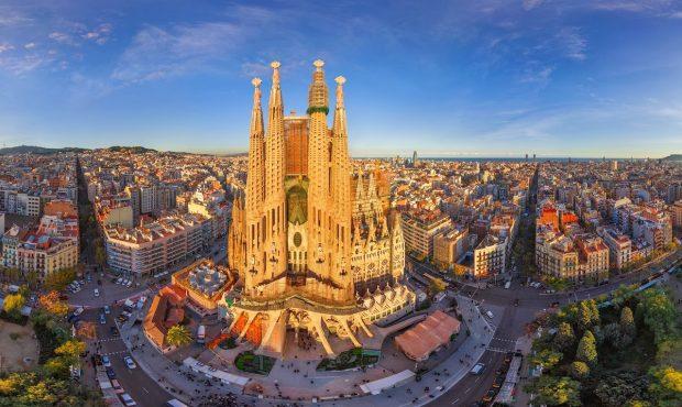 Летен уикенд в Барселона с директен полет от Варна