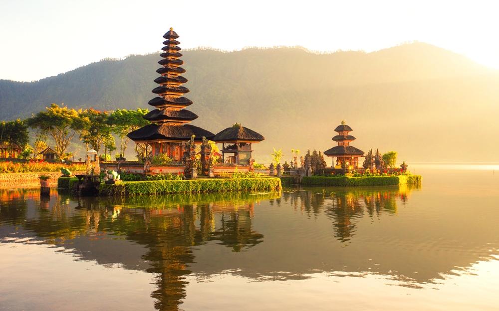 Индонезия (о. Бали) - Малайзия - Сингапур