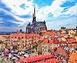 Бохемски замъци и най-доброто от Чехия - обиколна програма - самолет