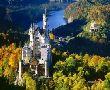 Романтичния път в Бавария - Майски празници 2018 в Германия: самолет