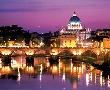 Рим със самолет - 4 нощувки - индивидуално пътуване!