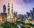 Сингапур – Куала Лумпур – Борнео – Тайланд