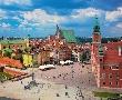 Варшава и Прибалтика - екскурзия със самолет - замъци и коледни базари!