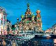 Нова година 2018 в РУСИЯ: Санкт Петербург и Москва - 8 дни