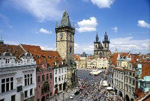 Прага, 3 нощувки със самолет