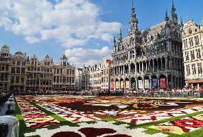 Кралството на шоколада - Белгия