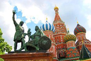 Санкт Петербург и Москва - 7 нощувки - от София!