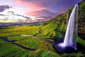 Ледения остров за Белите нощи: Исландия 2020 - обслужване на български език