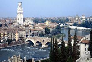 Романтичните градове - Триест - Венеция - ез. Гарда - Верона