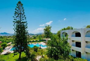 Почивка на остров Родос - самолет: хотел  Afandou Blu hotel 3*All Inclusive