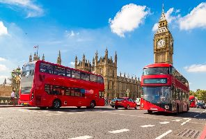 Лондон 2019