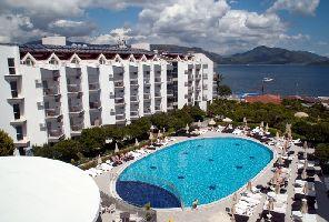 Мини почивка в Мармарис - хотел Luna Beach Deluxe 5* - автобус!
