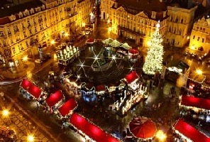Прага с автобус - Коледна приказка без край!