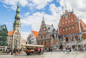 Най-интересното от Естония, Латвия и Литва