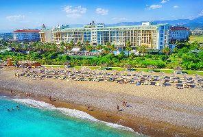 Анталия - Сиде  - Lyra Resort & Spa 5* - полет от Пловдив!