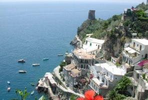 Рим и Лазурното крайбрежие на Неаполитанския залив - самолет, автобус и ферибот!