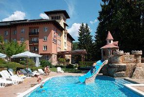СПА почивка във Велинград - СПА хотел Двореца 5*