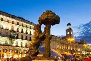 Мадрид, 3 нощувки със самолет