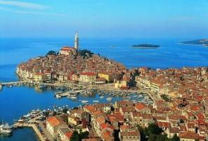 Хърватия - Остров Крък и прелестните градове на полуостров Истрия