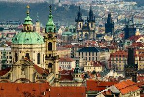 Коледа в Прага 22 – 26.12 с директен полет от Варна