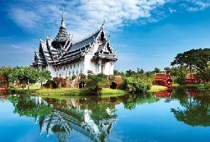 Тайланд - Лаос - Камбоджа - Виетнам - В земите на изумрудения дракон!