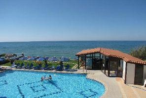 Почивка на остров Крит - самолет: Hotel Krini Beach 3* All Inclusive