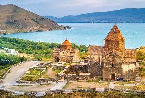 Армения и Грузия - Кавказките кралици - 8 нощувки!