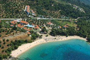 Лятна почивка в хотел Lagomandra Beach 4*, Ситония