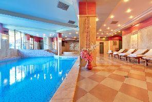 СПА почивка в Хотел Клуб Централ 4*, Хисаря