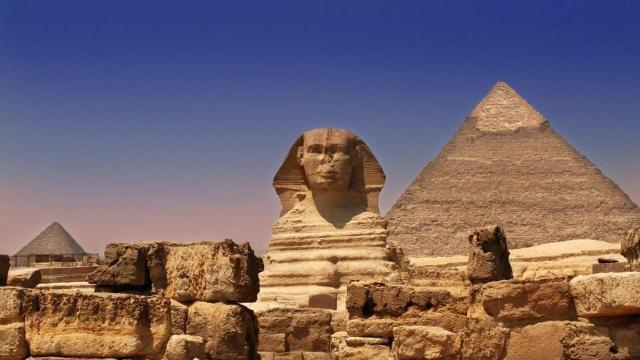 Египет от А до Я - полет от Варна и кацане в Кайро