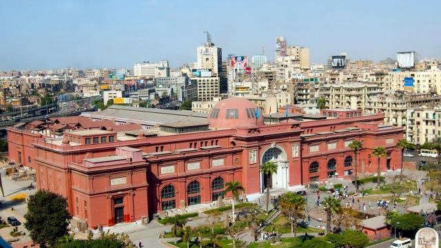 Египет от А до Я - полет от София и кацане в Хургада