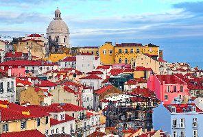 Предвеликденски Лисабон