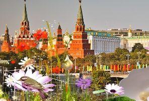 Русия - Златният пръстен - 7 нощувки - 12.07.2020 г.