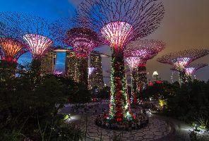 Нова година 2021 в Сингапур и Филипините - включена Новогодишна вечеря