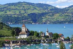 Швейцария и Италия: алпийско пътуване с автобус+Глетчер експрес