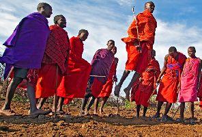 КЕНИЯ – Пулсът на Африка ...Сафари с почивка!