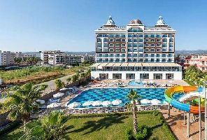 Анталия 2019 - Алания: Ultra All Incllusive в Azur Resort & Spa 5*