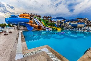 Почивка в Анталия - Eftalia Aqua Hotel 5* - полет от София!