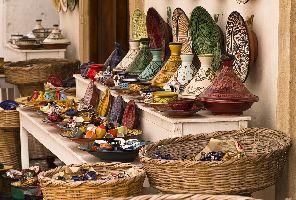 Съкровищата на Испания и Мароко – с кацане в Маракеш: 7 дни от 24.10.2018 г.