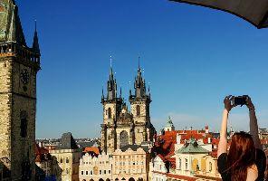 Разходка в Прага - самолетна екскурзия за двама или малки групи