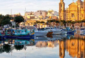 Уикенд в Малта - 4 дни - директен полет от София!