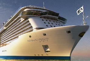 Средиземноморски КРУИЗ с чисто новия кораб от 2017 г. - Majestic Princess