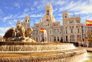 Уикенд в Мадрид - 22.05.2021г.