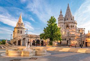 Белград и Будапеща