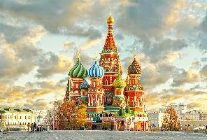 Москва, Златния пръстен, Санкт Петербург
