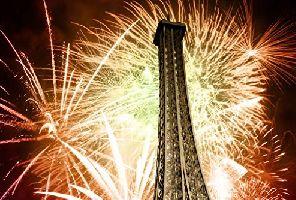 Нова година в ПАРИЖ 2020 г. на Шанз-Елизе !