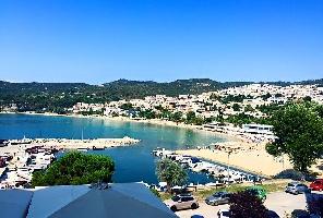 -10% луксозна Почивка в Гърция Lucy5* на плажа Каламица, Кавала